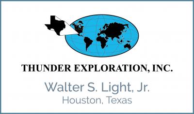 Thunder Exploration August 2021