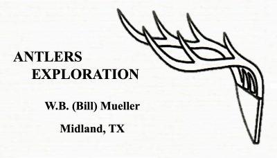 Antlers Exploration Bill Mueller
